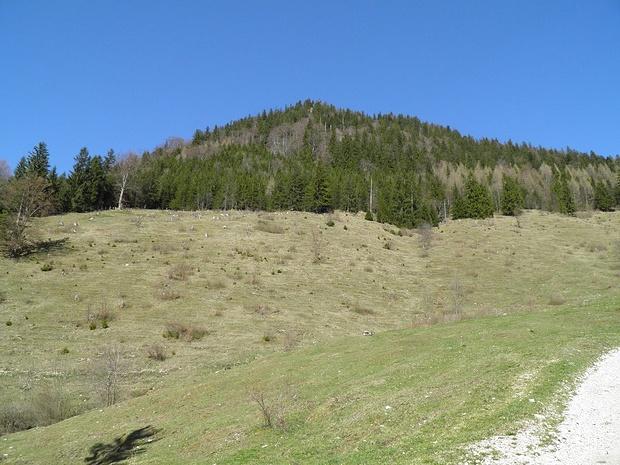 Aufstieg zum Hirschgröhrkopf