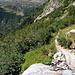Weg im Val di Passit