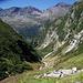 Rückblick ins Val di Passit