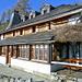 Auberge Sonchaux öffnet erst am 08.04.11