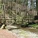 schöner Holzsteg zwischen Hintermüli und Neukirch a.d. Thur