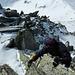 Foto Climb Story III: Und los: solls ihm den Gipfel nicht verwehren...