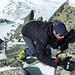 Foto Climb Story IV: ... greift er an mit Mantle in Kletterers Ehren!