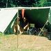 Rast am Campingplatz Bergenz mit Felix + Karl