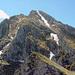 Archivbild 5-2000, der Nordgrat vom Chlyne Ochse aus