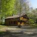 Eine von vielen Waldhütten