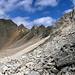 Panorama verso il Passo Grandinagia