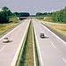 Autobahn bei Offenburg