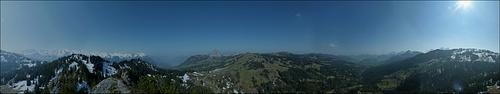 Gross Schijen - Panorama
