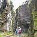 Orridi Sud (unterer Eingang, bzw. einstiger Auslauf)