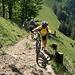 mühsamer Aufstieg zum Schnebelhorn