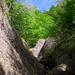 Das eindrücklich wilde Schwarzenberg-NE-Couloir