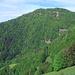 Blick auf die Schwarzenberg-Ostwand vom SE-Grat der Höchhand aus