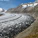 Le glacier d'Aletsch, toujours aussi imposant malgré sa fonte accélérée