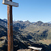Au sommet de La Brinta