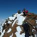 Gipfel der Dufourspitze in Reichweite