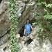 In der oberen Huatlucken gibt es viele Tunnel            [http://www.matthias.hikr.org Home]