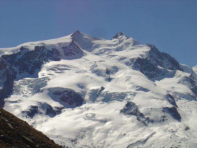 höchster berg italiens