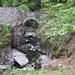 Il ponte prima del santuario
