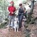 [u Amedeo], il lupo ed [u Ewuska] (in versione Cappuccetto Rosso!!)