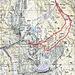 Traccia GPS 1:50000
