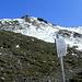 Alle Wege führen nach oben - eigentlich geht's hinter der Alpe nach links - man kann auch dem Wegweiser folgen...