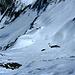 Dort drunten, an der Häfen-Alpe ist wahrscheinlich noch länger Winter...