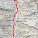 Dal ponte di Madri all'Alpe Predone, 1.7 Km. circa