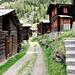Egga - urige Walliser Alpsiedlung