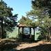 Der Pavillon auf der Chrüzflue ist ein lauschiges Plätzchen mit einer herrlichen Aussicht in die Umgebung.