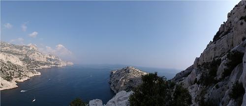 Kleines Morgiou-Panorama
