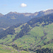 Schöner Blick auf den agnzen Hohgant vom Wannichnubel