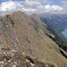Der nächste Gipfel, Augstmatthorn, danach wird der Weiterweg deutlich anspruchsvoller und man spricht dann vom Brienzergrat