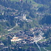 Tiefblick vom Signal de Rodomonts nach Gstaad