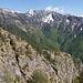 """über dem wilden """"Valle del Salto"""" thront der Madom da Sgióf"""
