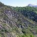 Im Abstieg nach Ausserberg blicken wir nochmals hinüber auf die Gorperi.