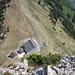 Runterschauen ist cooler als nur von unten nach oben<br /><br />Beim Vortasten zum Aussichtspunkt auf lose Steine aufpassen!