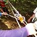 Die Pro Traction - ein nützlicher Helfer, bei der mittels Mannschaftszug recht flott Seile gespannt oder auch Verunfallte aus Gletscherspalten gezogen werden können