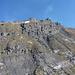 Blick von P. 1998 Richtung Gipfel Vorder Glärnisch