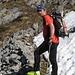 Aufstieg von Tesel Richtung Chreialp