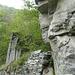 Ruine bei Spruga