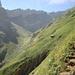Runter zum Berggasthaus Mesmer, wo eine Rösti wartet, die jedwelche Anstrengung entschädigt!