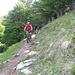 Sentiero verso Colle