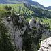 Der oberste Teil der Grand Arrête: rassiermesserscharf und ganz schön ausgesetzt