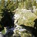 Blick zurück Gipfelgrat