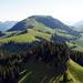 Links Stockhorn, Turnen, Abendberg [tour17423 Abendberg] und [tour32392 Abendberg Winter]