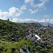 Gipfelankunft Schiberg Südgipfel