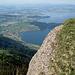 Nagelfluh und Lago di Zugo