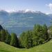 Traumhaft schön gelegene Alp Joli