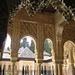 maurische Impressionen in der Alhambra - beeindruckende Ornamente